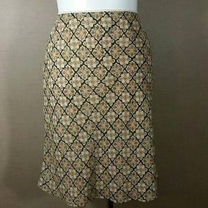 Womans Vtg skirt Sag Harbor SM